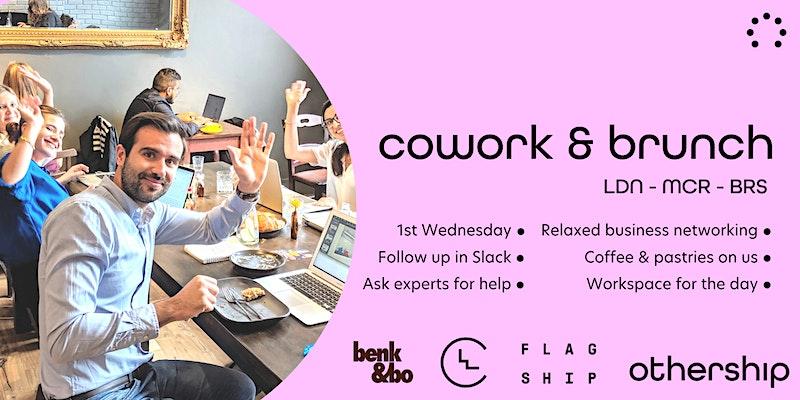 Cowork & Brunch Banner Image