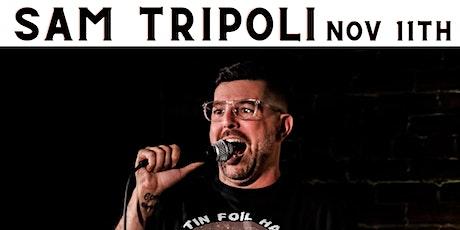 Comedian SAM TRIPOLI - November 11th tickets