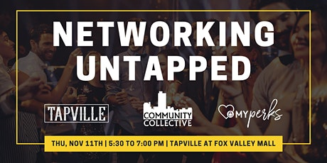 Networking Untapped Business Mixer tickets