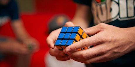 Learn Rubik's cube in 6 Easy Steps tickets