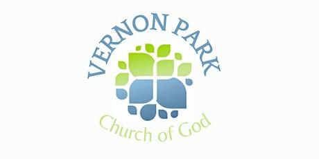 Vernon Park COG In-Person Service tickets
