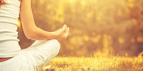 FREE Outdoor Yoga Class at Maidu Regional Park tickets