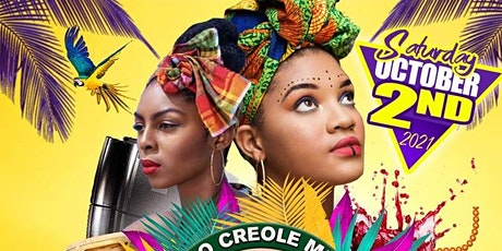 Houston Afro Creole Music Festival (HACMF) tickets