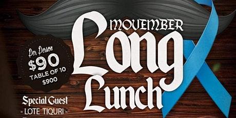 Springfield Mo - Men's Long Lunch tickets