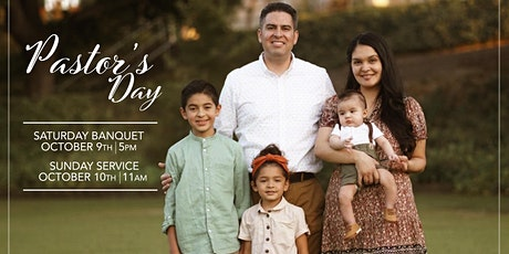 Pastor's Day Banquet tickets