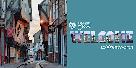 Wentworth Online Talk: An Introduction to the walled Medieval City of York tickets