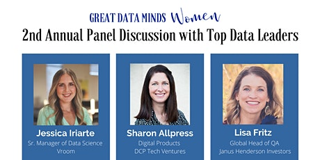 2nd Annual GDM Women Panel Discussion with Top Data Leaders in Denver tickets