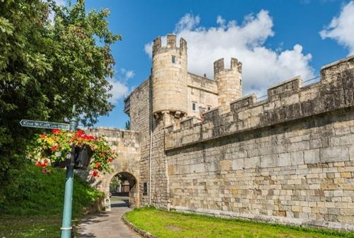 Wentworth In Town: Explore the historic York walls (History Walk) image