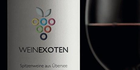 Hausmesse Weinexoten Vini Forum 2.0 - South African and US West Coast Wines Tickets