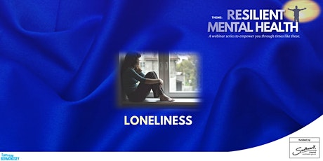 Loneliness and Mental Health tickets