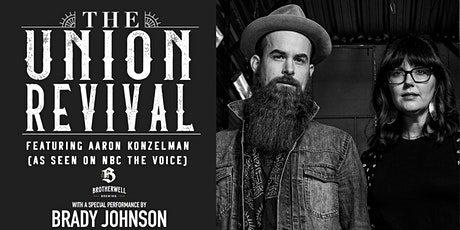 The Union Revival: Live from the Brotherwell Beer Garden tickets