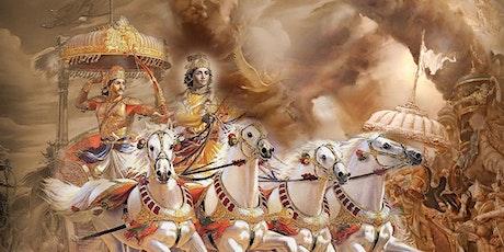 Club de Lectura del Libro de Bhagavad Gita entradas