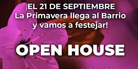 OPEN HOUSE entradas