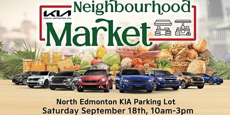 September Neighbourhood Market tickets