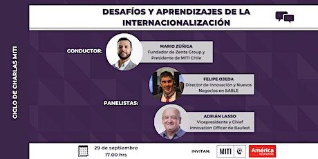 Desafíos y Aprendizajes de la Internacionalización entradas