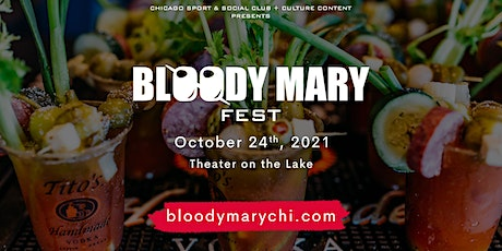 Bloody Mary Fest tickets