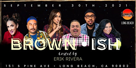 FREE VIP TICKETS - Long Beach Laugh Factory - 09/30 - Latino Night tickets