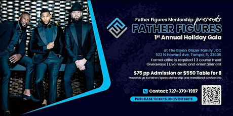 Father Figures 1st Annual Holiday Gala tickets