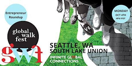 Global Walk Fest — Seattle, WA — Entrepreneur Roundup tickets