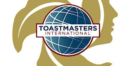 UHN Toastmasters Club tickets