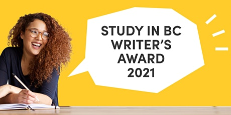 Study in BC Writing Sessions tickets