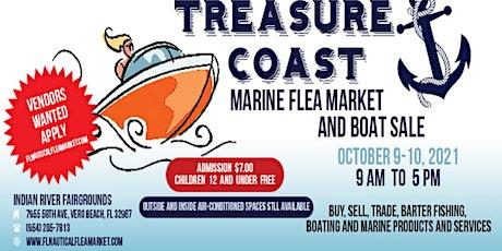 Treasure Coast Marine Flea Market and Boat Sale tickets
