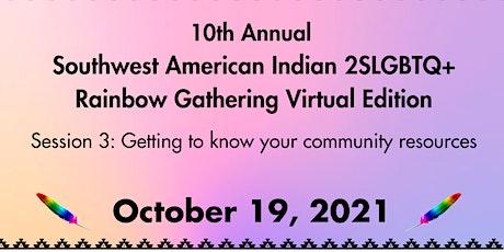 Southwest American Indian 2SLGBTQ+ Rainbow Gathering tickets