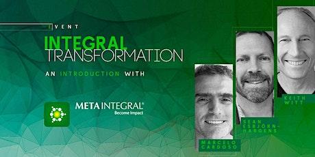 Integral Transformation tickets