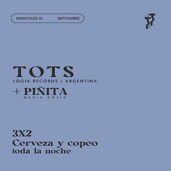 Imagen de TOTS (Argentina) + Pinita