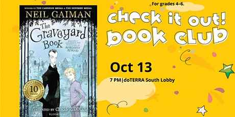 Check It Out! Children's Book Club tickets