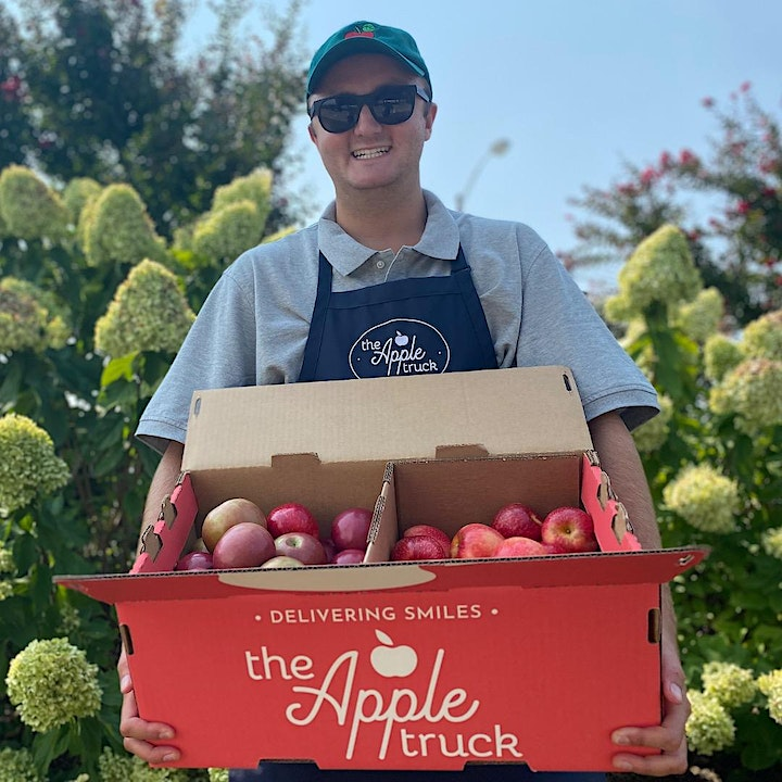 The Apple Truck Tour Stop-Kingsport, TN   Sept. 24, 2021 image