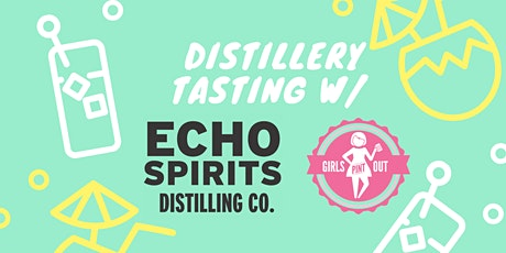 Distillery Tasting with Echo Spirits tickets