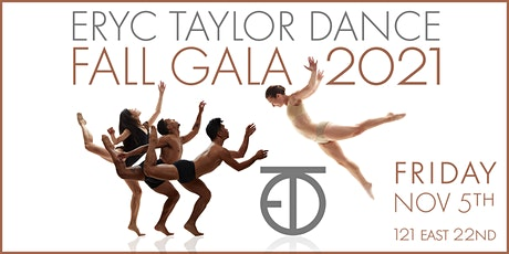 Eryc Taylor Dance Fall Cocktail Gala tickets