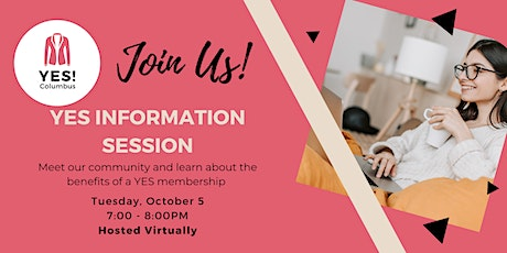 YES! Columbus Membership Fall Information Session tickets