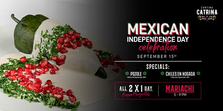 Mexican Independence Day Celebration tickets