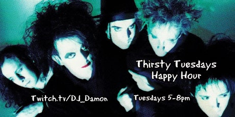 Thirsty Tuesdays Happy Hour at 5pm tickets