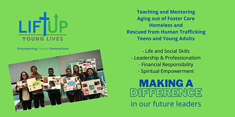 INTRO LIFTUP YOUNG LIVES - Making a difference tickets