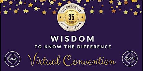 35th Anniversary  Arizona Coda Convention tickets