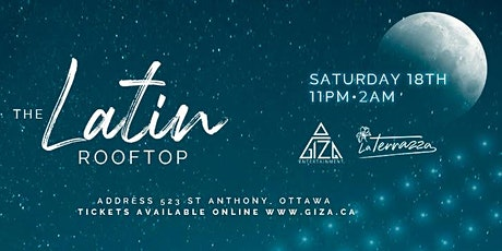 THE LATIN ROOFTOP tickets