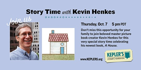 Story Time with Kevin Henkes tickets