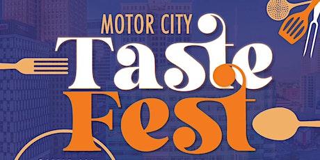 Motown taste Fest tickets