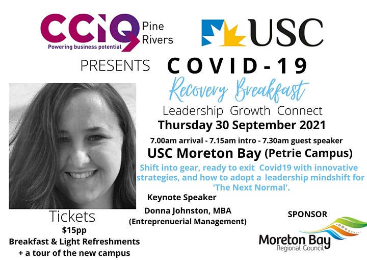COVID Recovery for Small Business - Pine Rivers Chamber of Commerce image