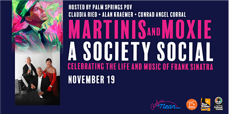 MARTINIS AND MOXIE: A SOCIETY SOCIAL tickets
