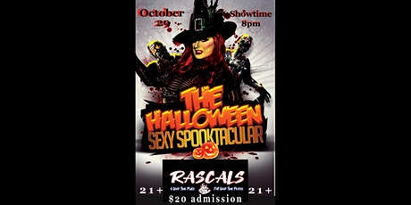 The Halloween Sexy Spooktacular tickets