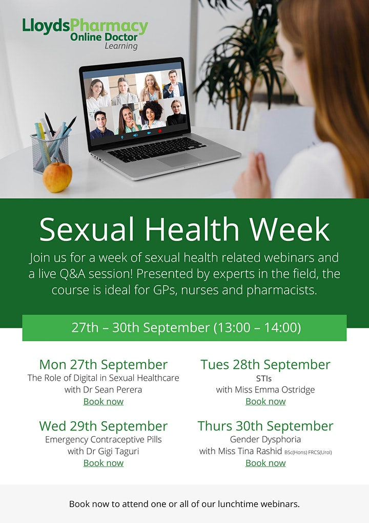 The Role of Digital in Sexual Healthcare - Dr Sean Perera image