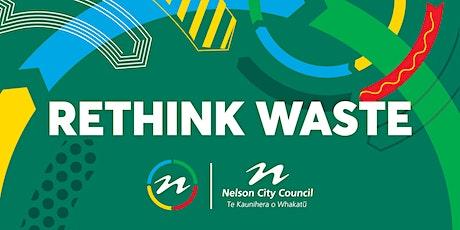 Waste minimisation at events 101 - free workshop tickets