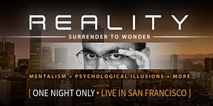 Reality // Mentalism + Psychological Illusions