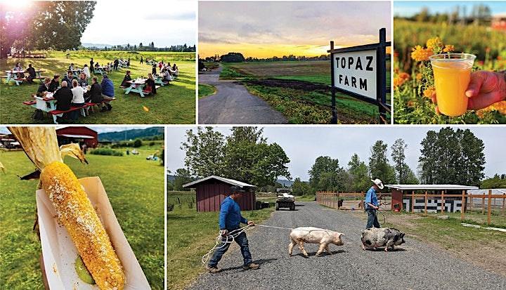 Topaz Farm and Pickathon Present image