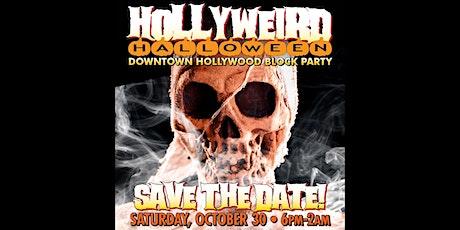 Hollyweird Halloween Block Party tickets