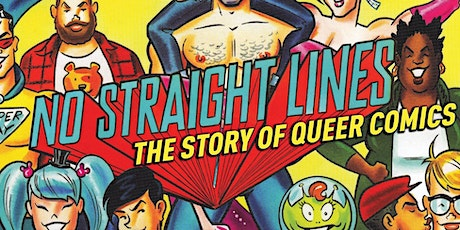 MFF21 // No Straight Lines: The Rise of Queer Comics tickets